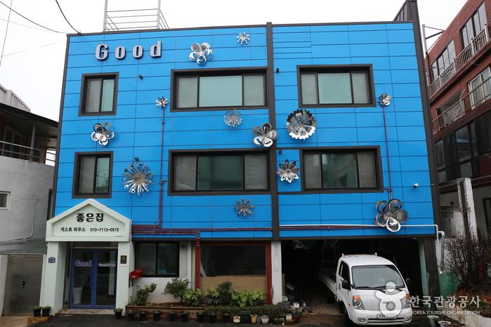 Good Guesthouse [Korea Quality] / 좋은집 게스트하우스 [한국관광 품질인증/Korea Quality]