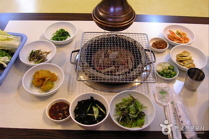 安東韓牛カルビ(안동한우갈비)