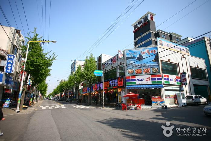 富平ヘムルタン横丁(부평 해물탕거리)