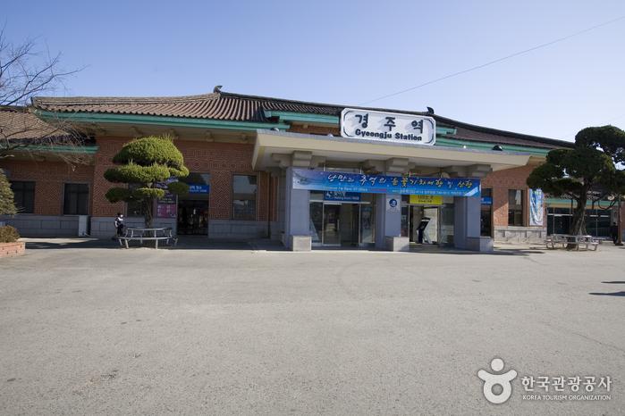 Gyeongju Station (경주역)