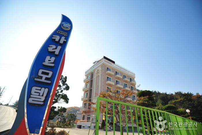 Carib旅馆[优秀住宿设施](카리브모텔(강릉) [우수숙박시설 굿스테이])