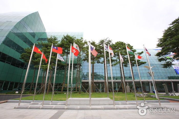 Changwon Exhibition Convention Center (CECO) (CECO 창원컨벤션센터)