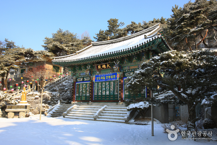 Heungryunsa Temple (Incheon) (흥륜사(인천))