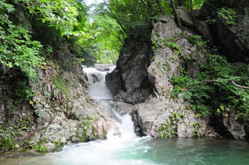 Yongso Falls (용소폭포)
