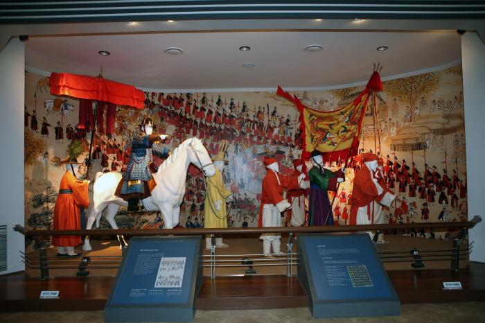 水原華城博物館(수원화성박물관)11