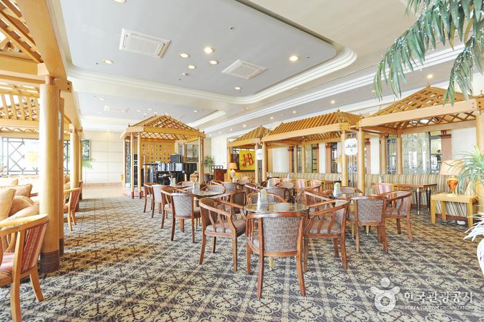 韩国饭店装修风格