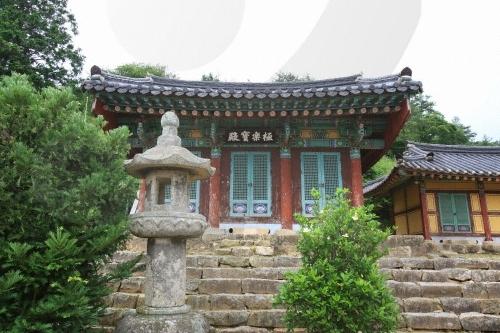 Tempel Cheongwansa (천관사)
