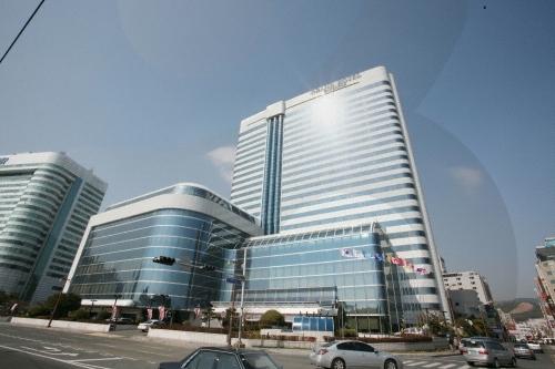 Haeundae Grand Hotel (해운대그랜드호텔)