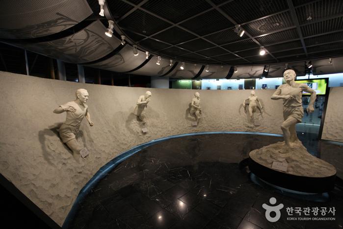 Сеульский музей Олимпийских игр (서울올림픽기념관)6