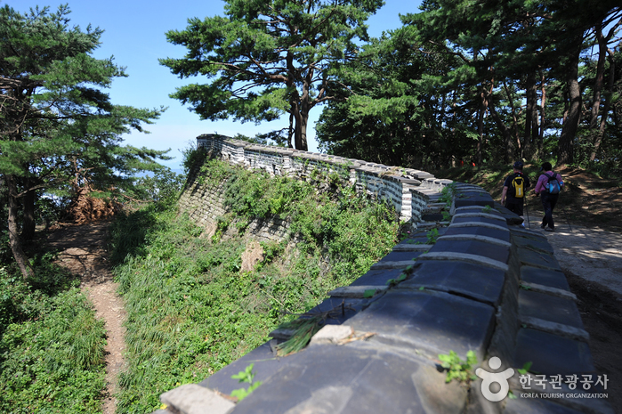 photo about Namhansanseong Fortress