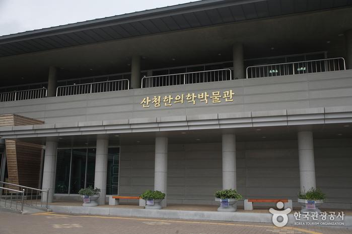 Музей корейской медицины Санчхон (산청 한의학박물관)
