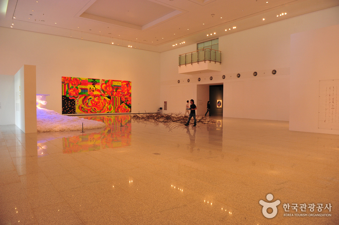 濟州道立美術館(제주도립미술관)