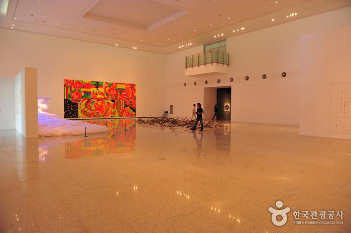 Jeju Kunstmuseum (제주도립미술관)