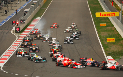 Formula One Korean Grand Prix (  )
