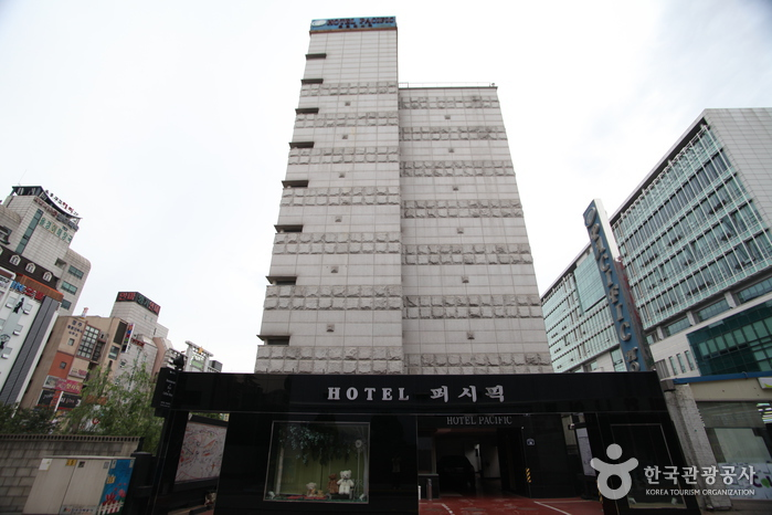 水原パシフィックホテル(퍼시픽호텔)