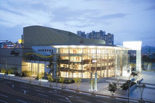 Оперный театр в Тэгу (대구오페라하우스)16