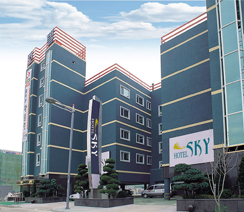 Hotel SKY Incheon Airport (스카이호텔)