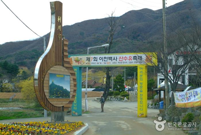 Village sansuyu à Icheon 이천 산수유마을