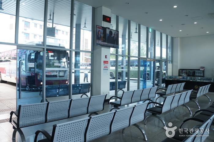 Sokcho Express Bus Terminal (속초고속버스터미널)