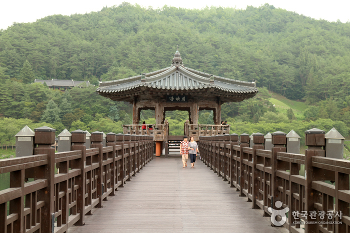 Woryeonggyo Bridge (월영교)