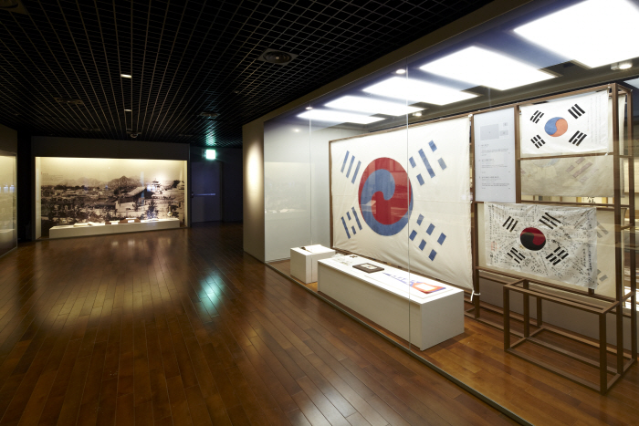 Nationalmuseum der zeitgenössischen Geschichte Koreas (대한민국역사박물관)