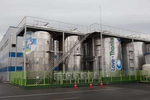 Jeju Samdasoo Factory (삼다수 공장)