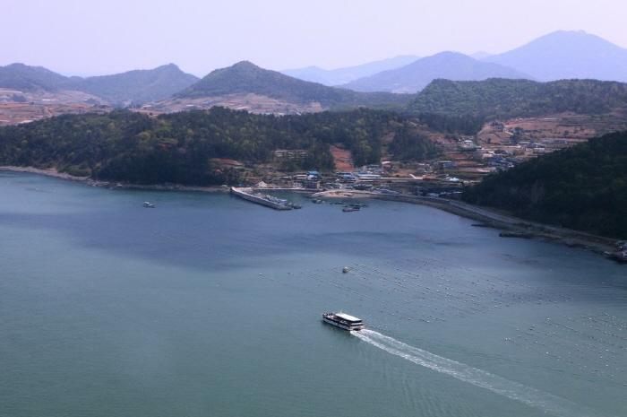 Остров Тольсандо (돌산도)2