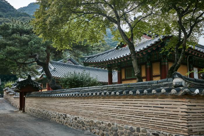Baegyangsa Temple (백양사)