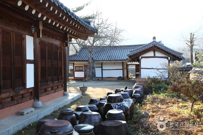 智異山韓屋村[韓国観光品質認証](지리산한옥마을[한국관광품질인증/Korea Quality])