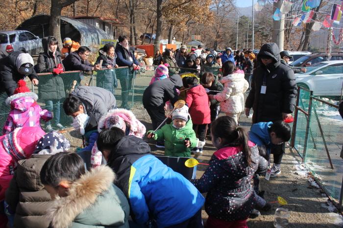 강화도 빙어, 송어 축제 2019
