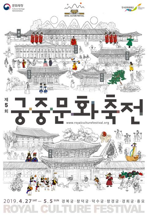 宮中文化祝典(궁중문화축전)