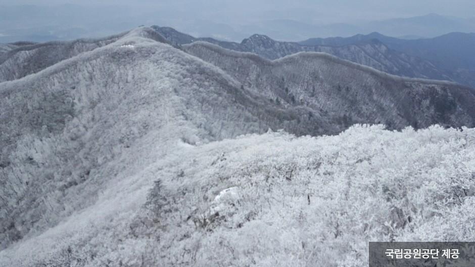 雉岳山國立公園(치악산국립공원)