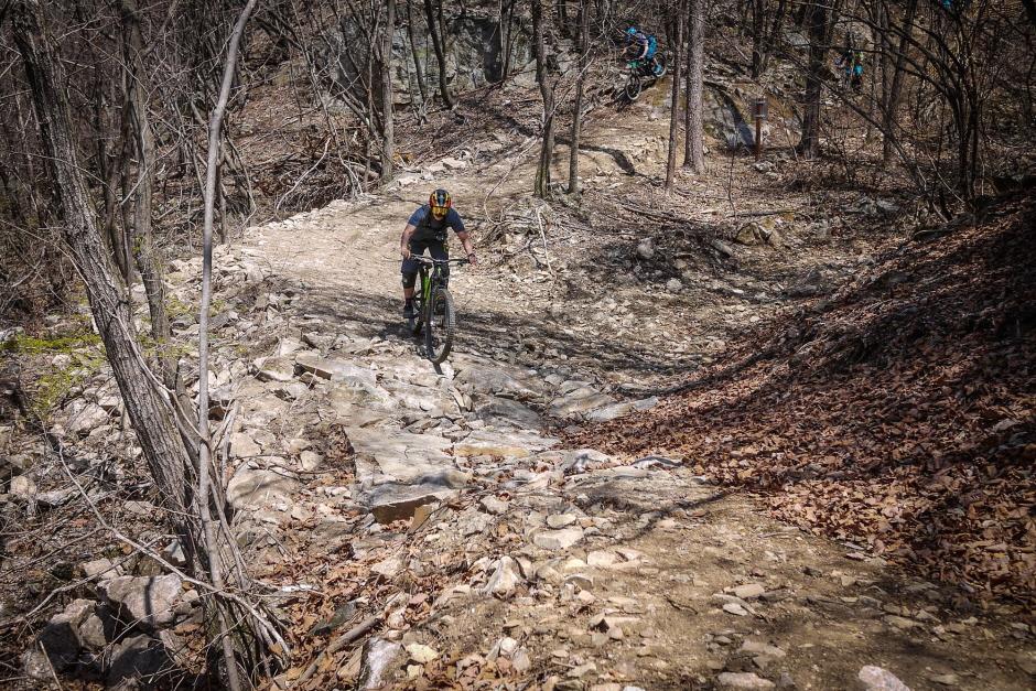 원주 산악자전거파크
