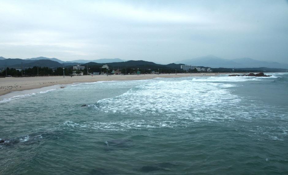 Playa Hajodae (하조대해수욕장)