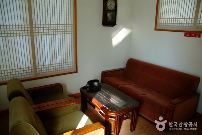Загородный дом (дача) Ли Ги Буна (이기붕별장)5
