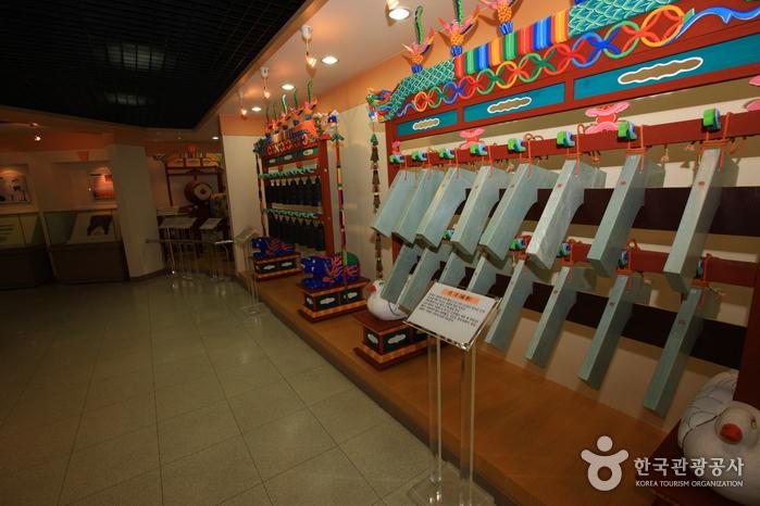 Musée de la musique traditionnelle corée...