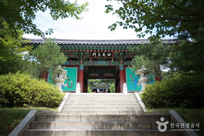 Sudeoksa Temple (수덕사...