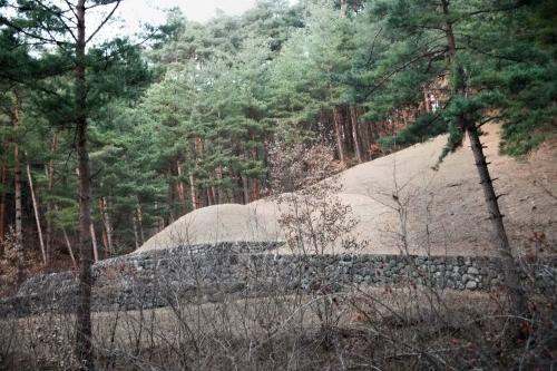 Samcheok Yeonggyeongmyo grave (삼척 영경묘)