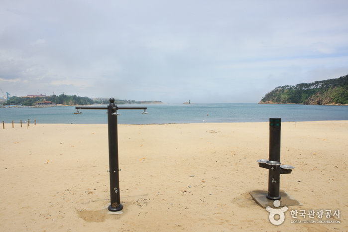 Ilsan Beach (Ulsan) (일산해수욕장-울산)