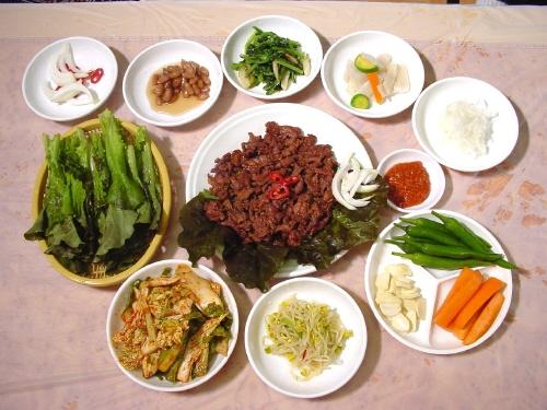 Sanseongjip (산성집)