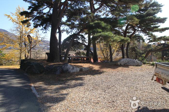 [Parcours 4 du chemin Ganghwa] Chemin du coucher du soleil