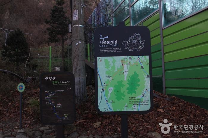 [서울둘레길 5코스] 관악산코스