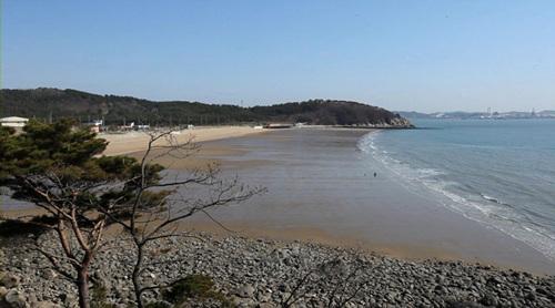 Strand Nanjido (난지도해수욕장)