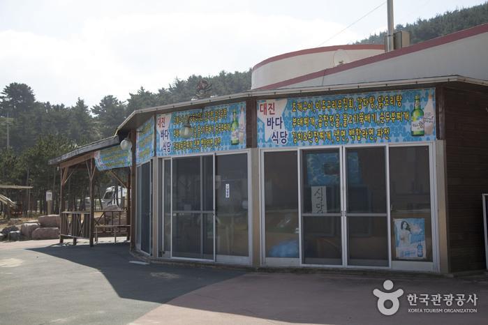 대진해수욕장(918번 해안도로)