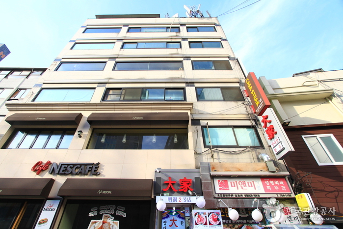 Casa Steak - Myeongdong Branch (까사스테이크 (명동점))