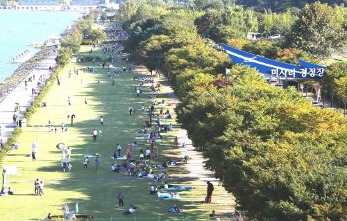 Misari Motorboat Racing Park (미사리경정공원-미사리조정경기장)