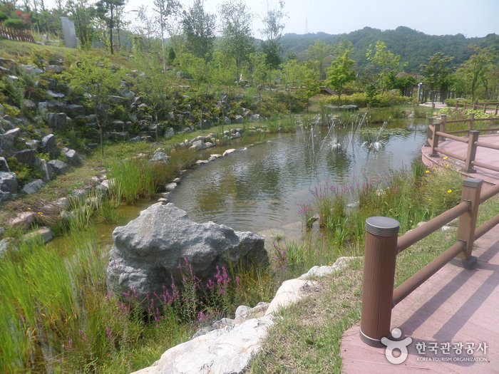 Тематический парк Ontrepieum в Андоне (안동 온뜨레피움)2