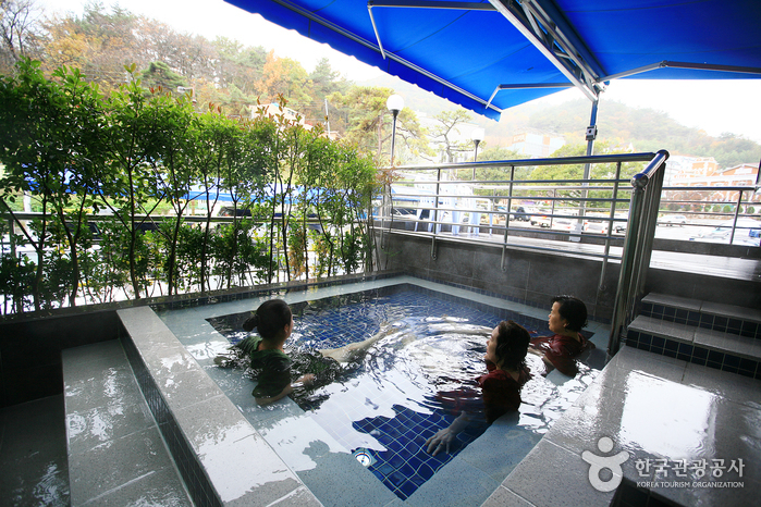 Mageumsan Hot Springs (마금산원탕)