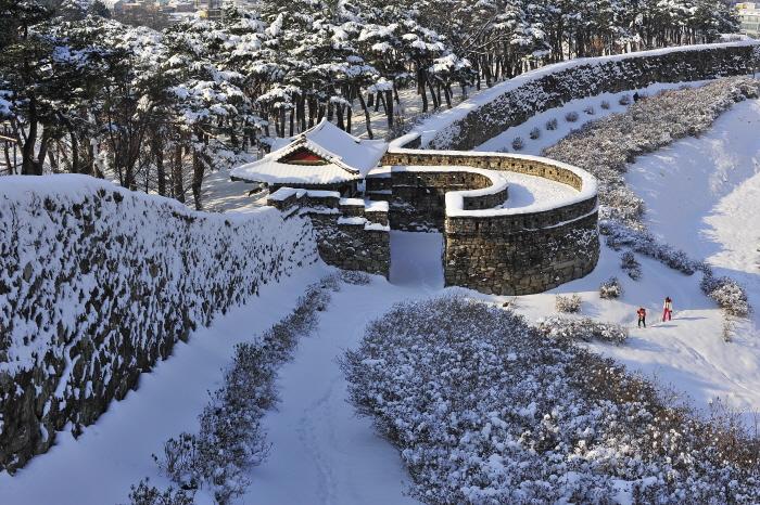 Фестиваль Крепости Моянсон в Кочхане (고창모양성제)3