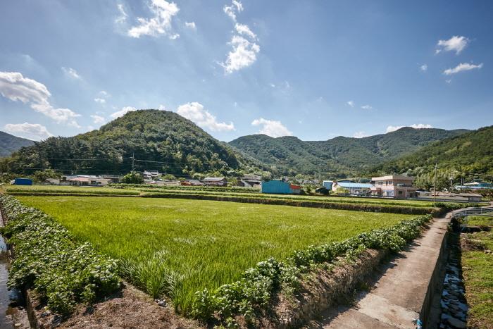 사천 바리안마을